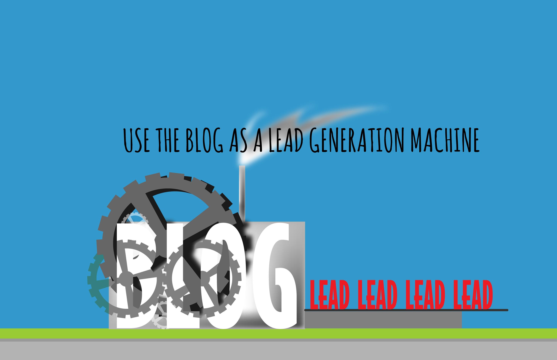 content marketing, le blog pour générer des leads