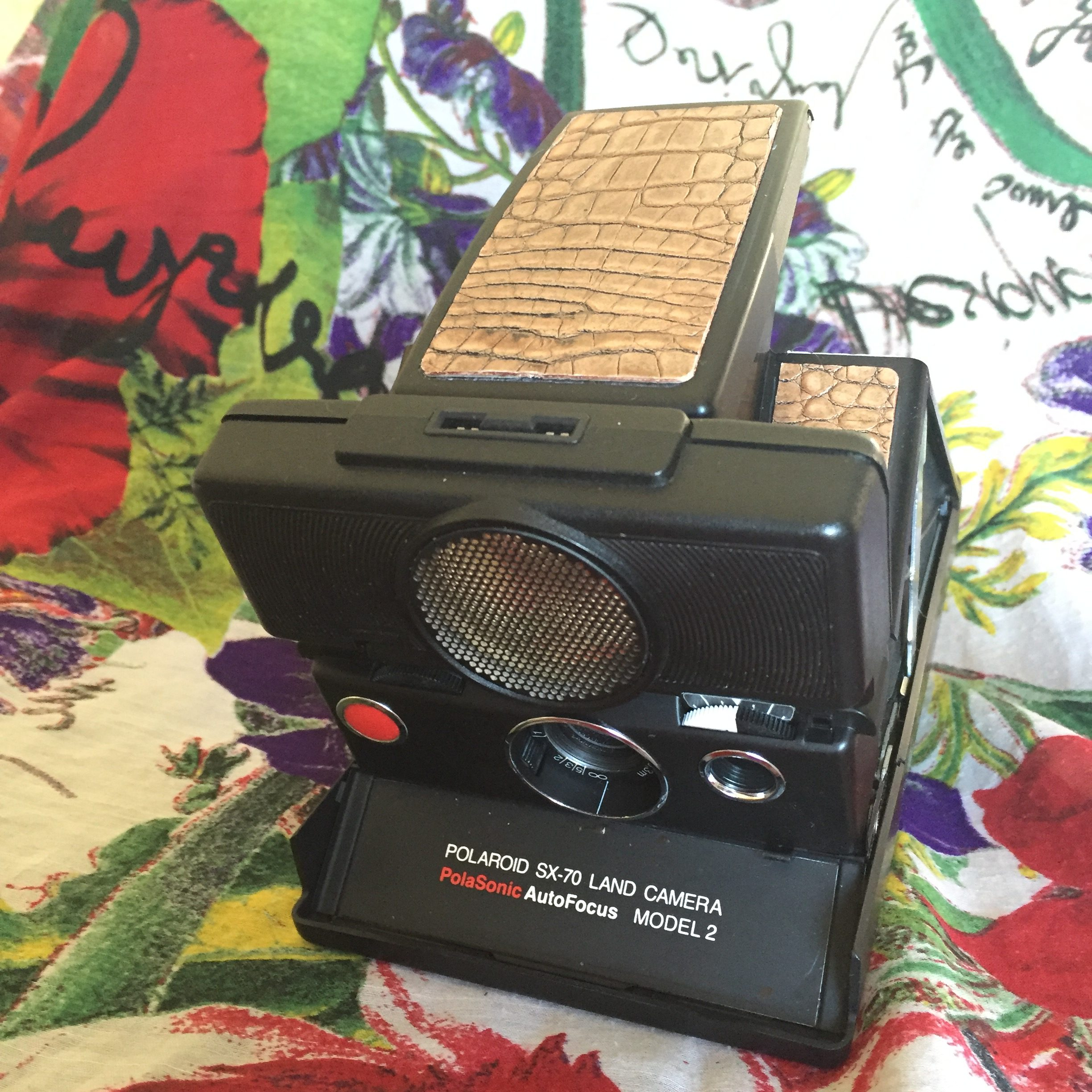Polaroïd SX-70 Model 2